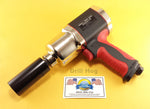 "Drill Hog® 1/2"" Composite Air Impact Wrench Twin Hammer XF 1,000 FT LBS"