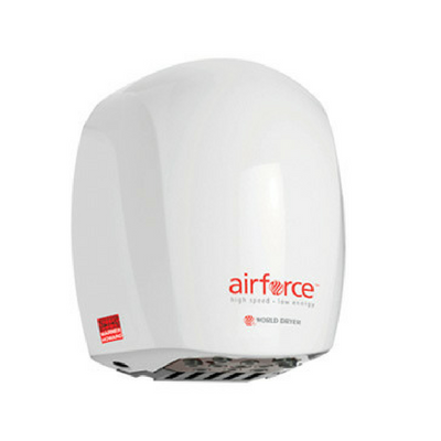 Warner Howard Airforce White Hand Dryer