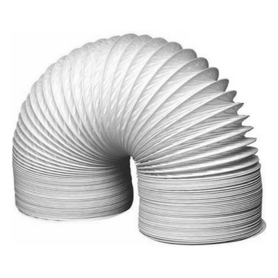 "100mm (4"") PVC Flexible Ducting 3M Pack"