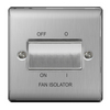 BG Nexus Metal Fan Isolator