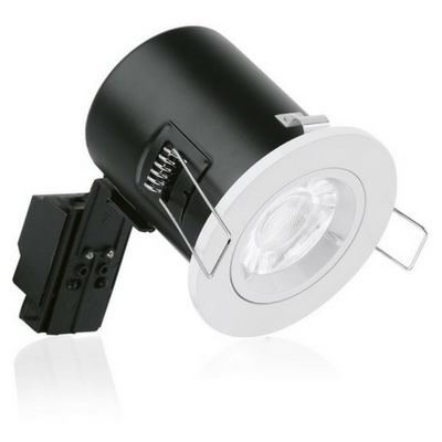Aurora Enlite GU10 Fixed Fire Rated Downlight