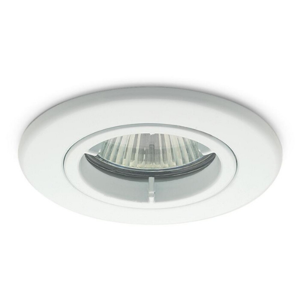 JCC Fireguard Mains Fire Rated Downlight - White