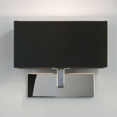 Astro Parklane Wall Light Black