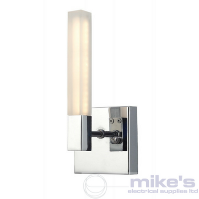 Forum Pandora LED Acrylic Single Bathroom Wall Light