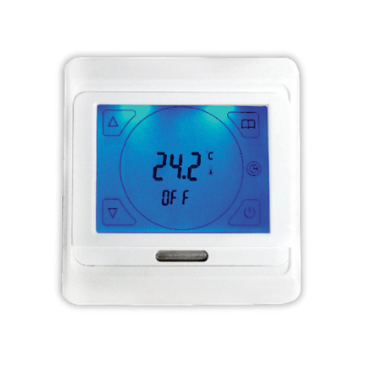 SunStone Touchscreen Thermostat for Underfloor Heating