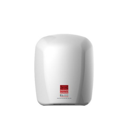 Warner Howard EL600 Hand Dryer White