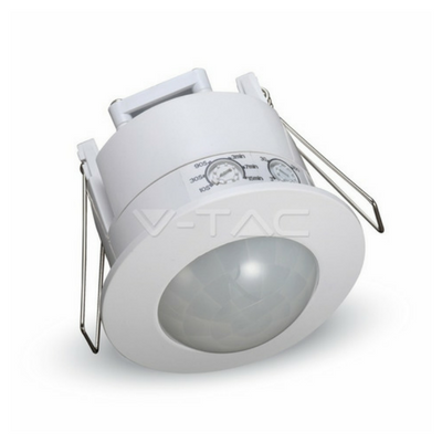 V-TAC Flush Mounted Infrared Motion Sensor