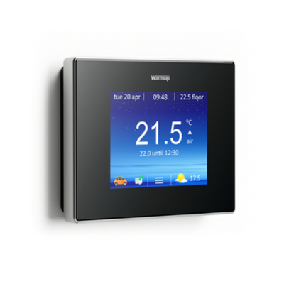 Warmup 4iE WiFi Smart Underfloor Heating Thermostat