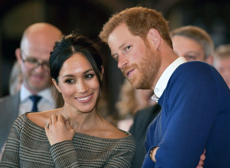 Spring- and Royal Wedding Fever- is in the Air