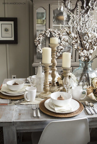 Fabulous Christmas Dining Table Dressing Ideas