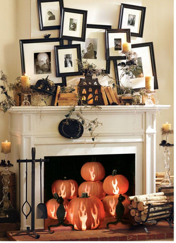 Linen & Letters Halloween Decor