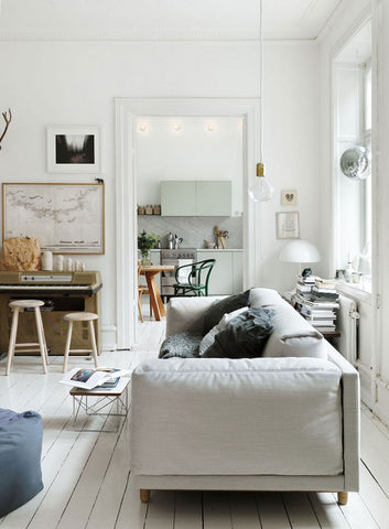Scandi-Style Living Room