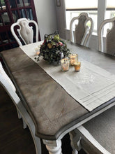 Load image into Gallery viewer, Fall Grapevine Monogram Table Runner