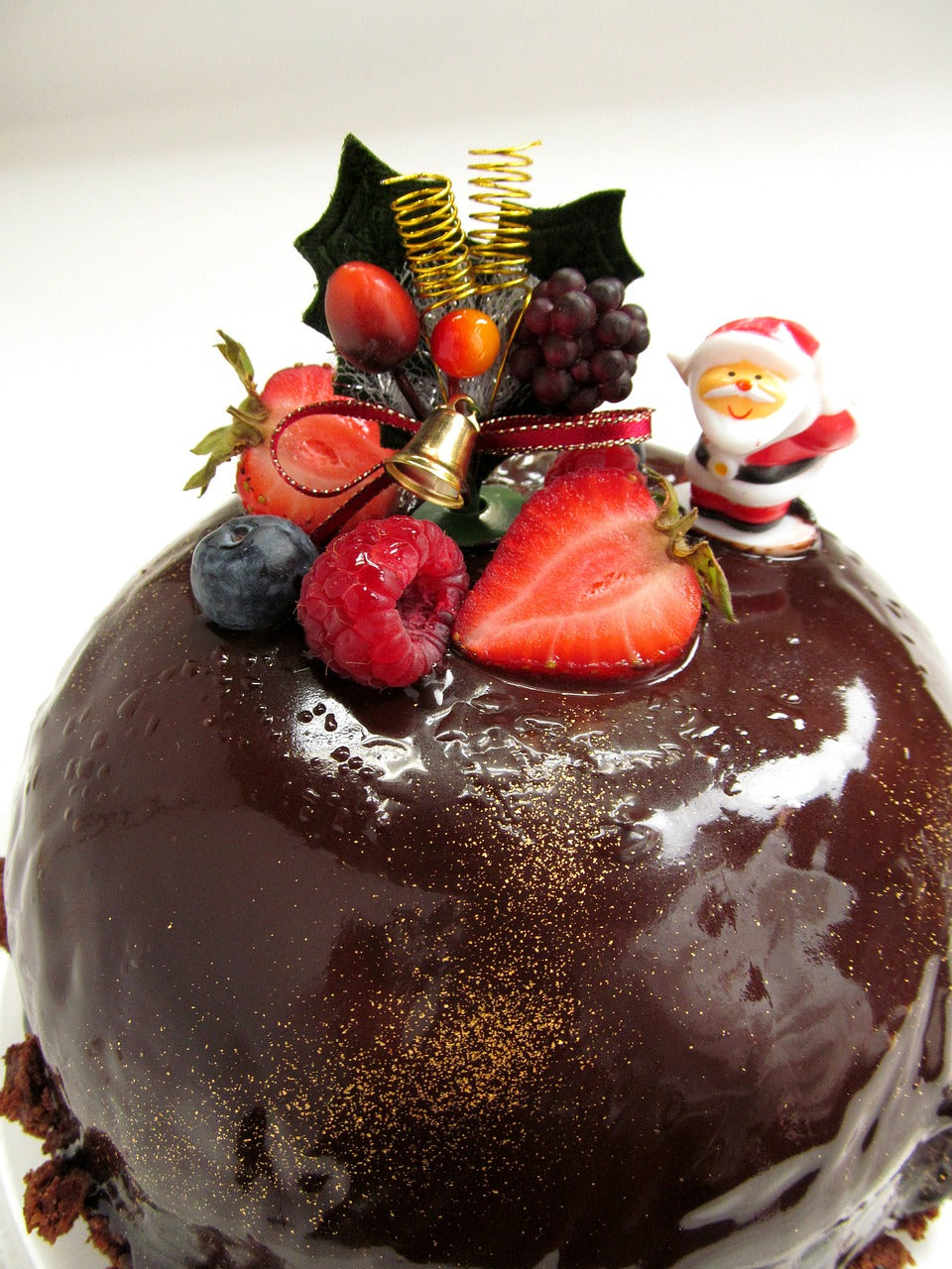 Amazing cakes from three different continents for Christmas