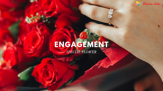 Engagement Special Online Flower Delivery in Pune
