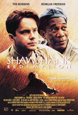 Enjoy The Movie- The Shawshank Redemption With A Delicious Cake
