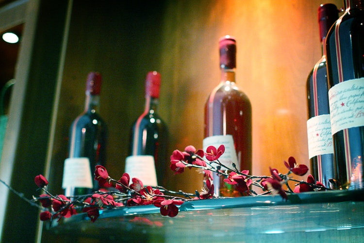 Wine and Dine, and Flowers to Intertwine!