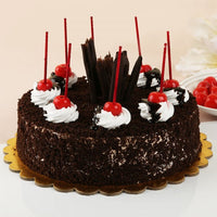 Black Forest Cakes - Send Cakes to Poonch