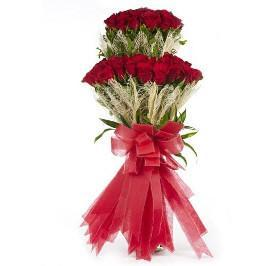 Double Decker Love - for Flower Delivery in Occasion Gifts Christmas