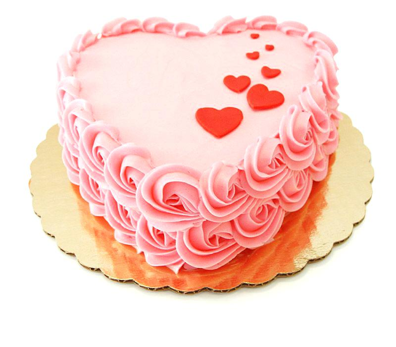 Be Mine Strawberry Cake - for Flower Delivery in India