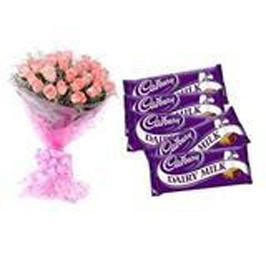 Absolute Delight - for Online Flower Delivery In Valentines Day Gifts
