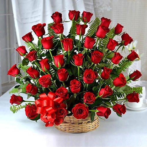 Only Love- Happy Birthday Red Roses Bouquet - for Flower Delivery in Bhubaneswar