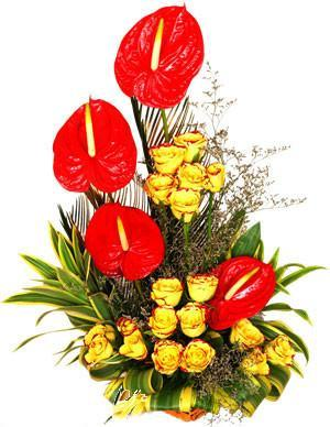 Beautiful Basket - for Online Flower Delivery In India