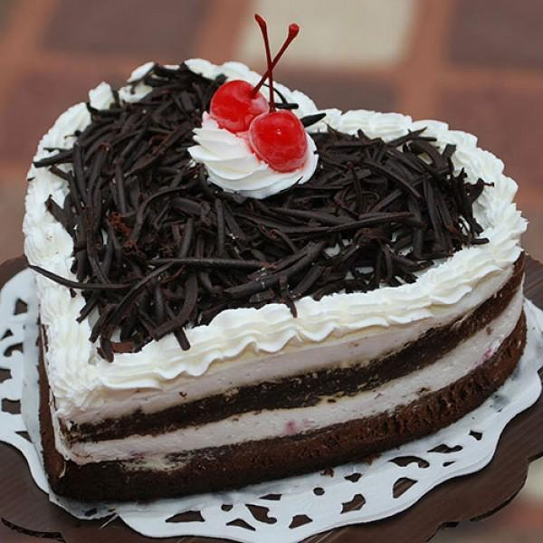 Devilishly Sweet Blackforest - for Flower Delivery in India