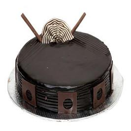 Premium Double Chocolate Cake - from Best Flower Delivery in India