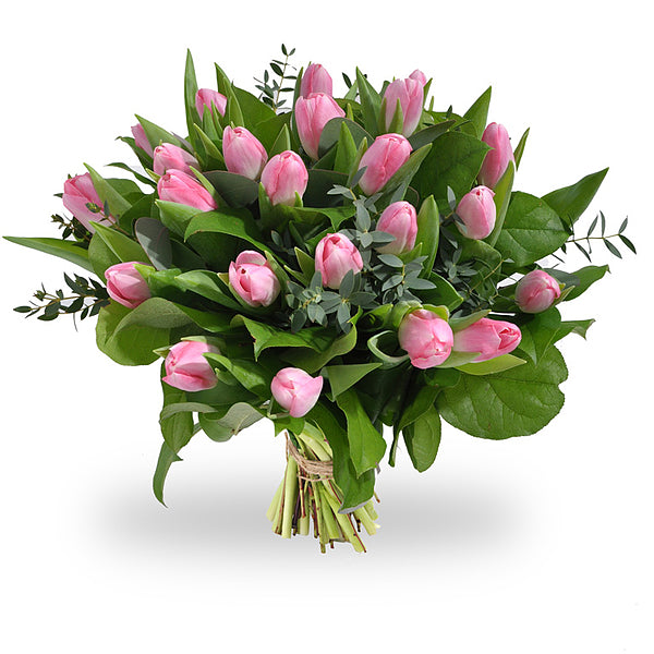 Executive Pink Smile - Send Flowers to India