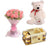 Something Special- Flower Delivery in Category | Flowers | Flowers- This exciting flowers, teddy and chocolate combo contains: 10 fresh Pink Carnations bunch 16 pcs Ferrero Rocher chocolate One 6 inch Teddy While we always strive to ensure that products are accurately represented in our photographs, from season to season and subject to availability, our florists may be required to substitute one or more flowers for a variety of equal or greater quality, appearance and value.