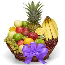 Fresh Fruits Basket 6 KG - from Best Flower Delivery in India