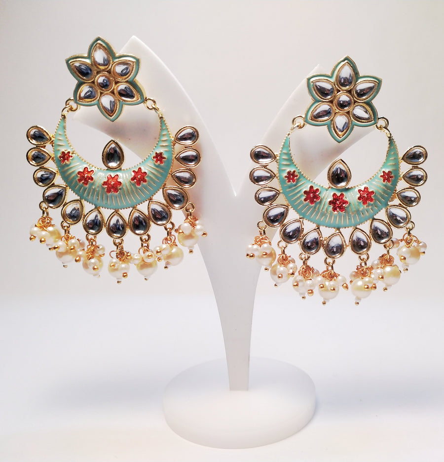 Fancy Party Wear Earrings
