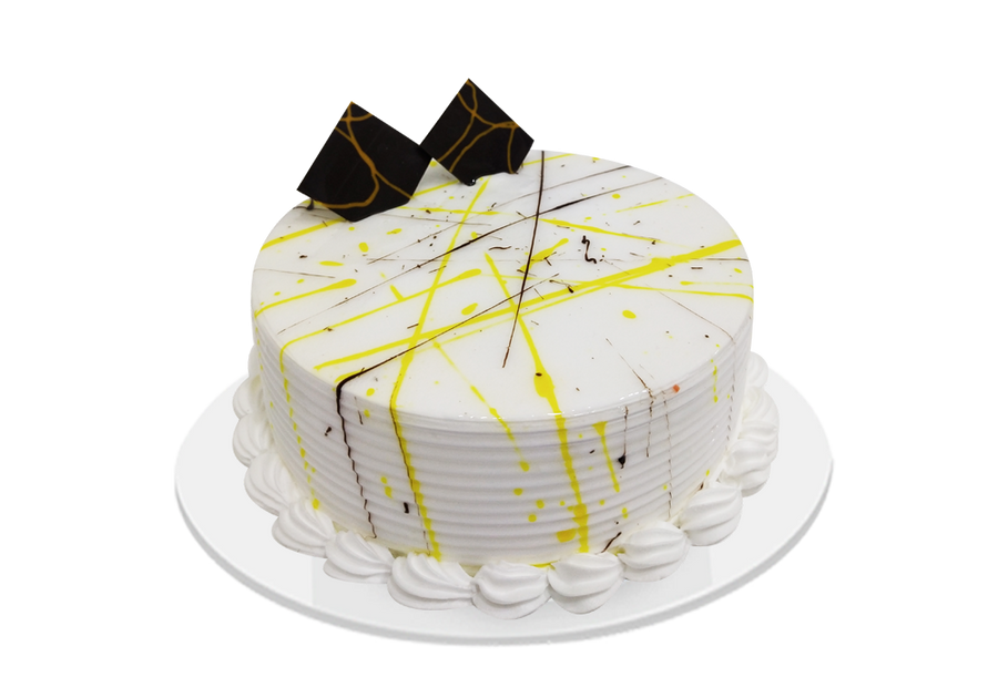 French Vanilla Cake - from Best Flower Delivery in India