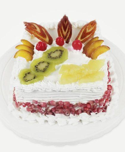 Fruity Fresh Fruits Cake - from Best Flower Delivery in India