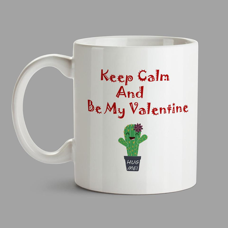Keep Calm Mug - for Flower Delivery in India