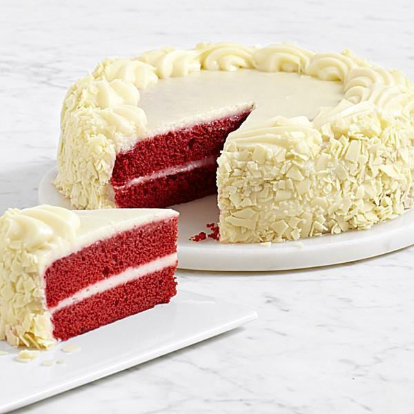 Luscious Red Velvet Cake - from Best Flower Delivery in India