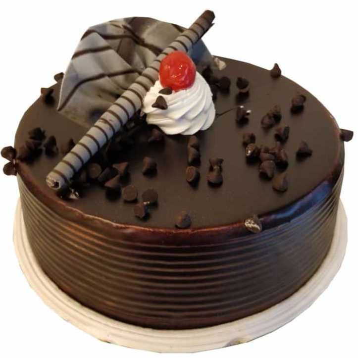 Melt In Your Mouth Choco Chips Cake