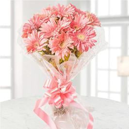 Pink Radiance - for Flower Delivery in India