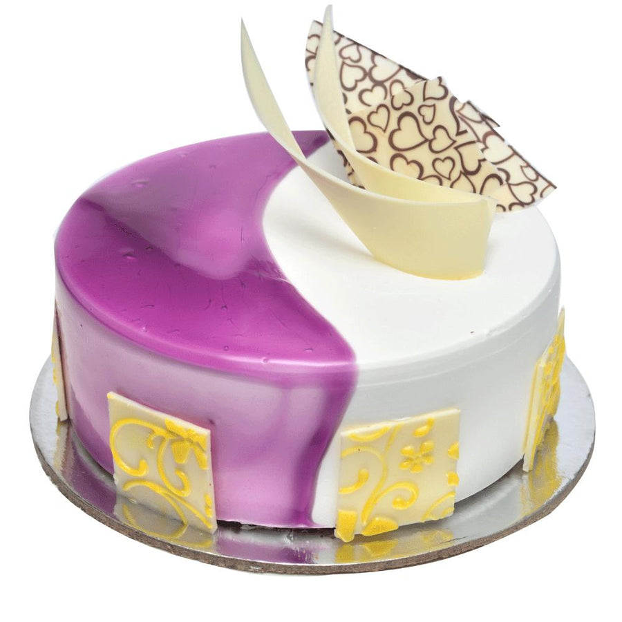 Purple Haze Blueberry Cake - for Online Flower Delivery In India