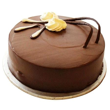 Premium Chocolate Mousse Cake - from Best Flower Delivery in India