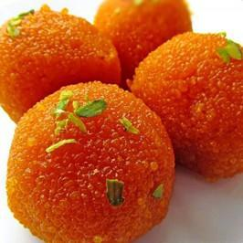 Motichur Laddoo Half KG - for Flower Delivery in India