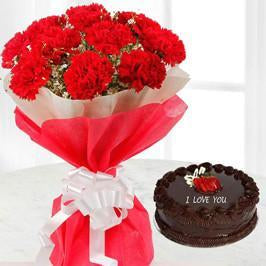 Say It With Love - for Online Flower Delivery In India