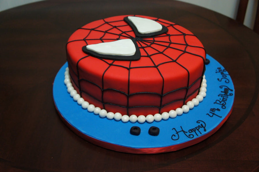 Spiderman Cake - from Best Flower Delivery in India