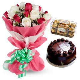Sugar and Sweets - for Online Flower Delivery In India