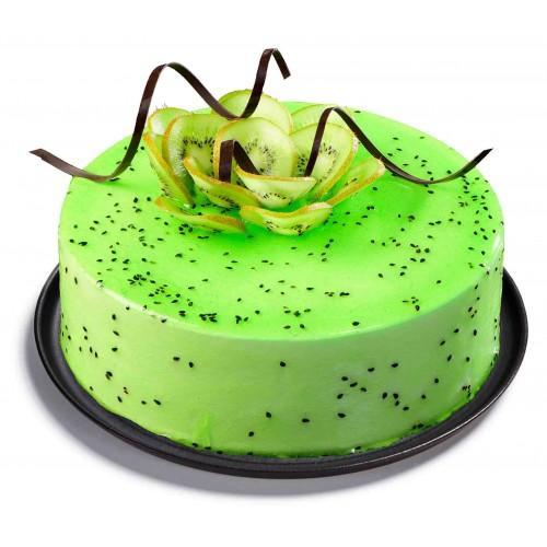 Sugarlips Kiwi Cake - from Best Flower Delivery in India