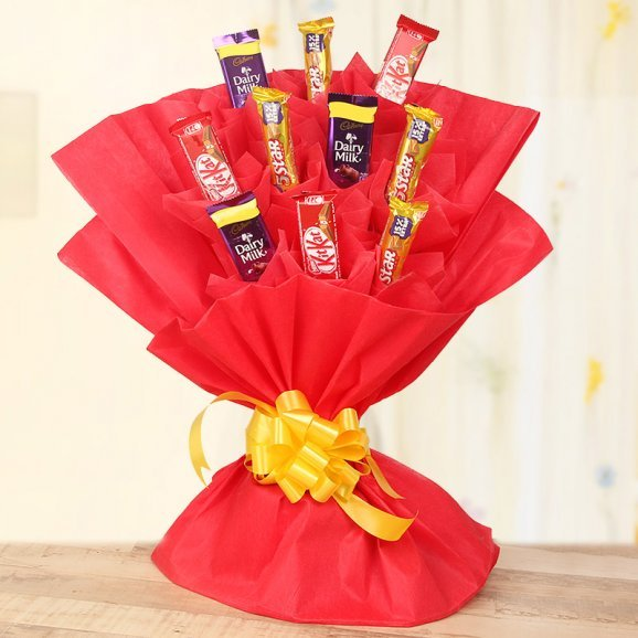 Sweet Perfection - for Online Flower Delivery In India