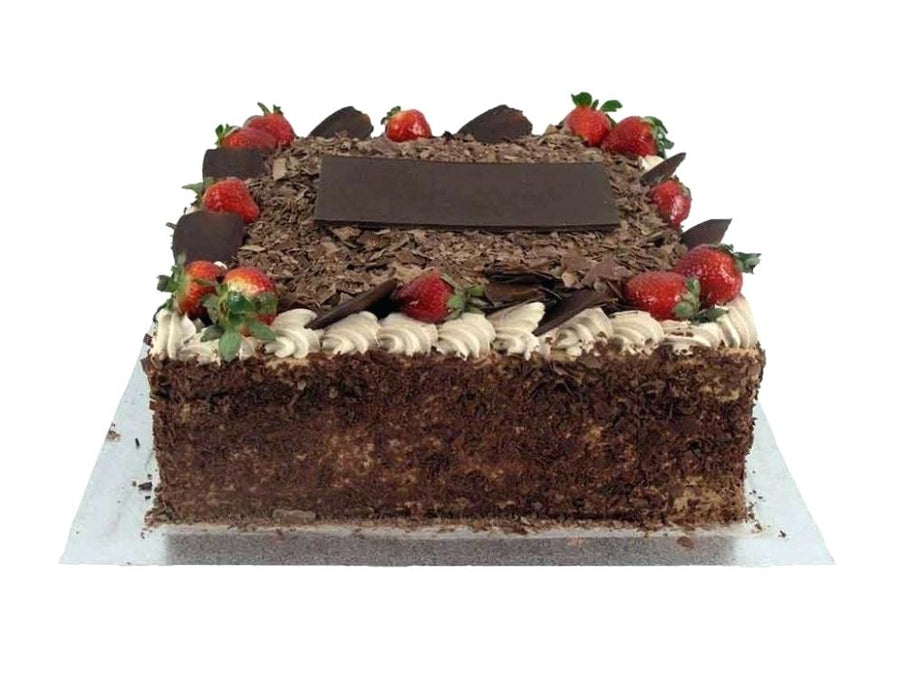 Sweet Retreat Special Blackforest - for Flower Delivery in India