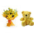 Yellow Wishes- - Send Flowers to India - This exciting combo of Flowers and Teddy contains: 6 fresh Yellow Lilies bunch One 6 inch Teddy While we always strive to ensure that products are accurately represented in our photographs, from season to season and subject to availability, our florists may be required to substitute one or more flowers for a variety of equal or greater quality, appearance and value.