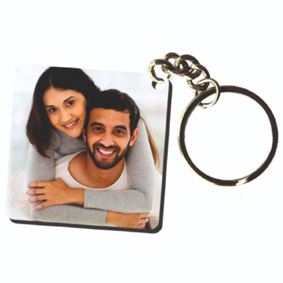 Photo Keyring For You - for Online Flower Delivery In India